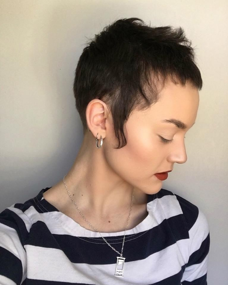 Pixie Cut With Movement hairstyle
