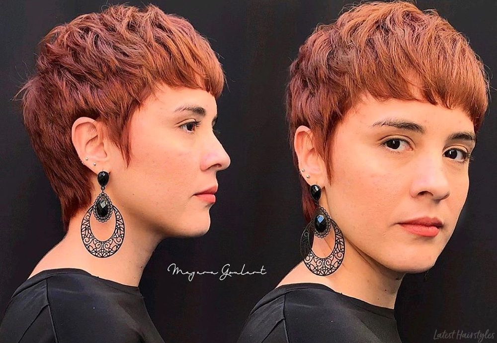 The 15 Best Pixie Cuts For Thick Hair Trending In 2020