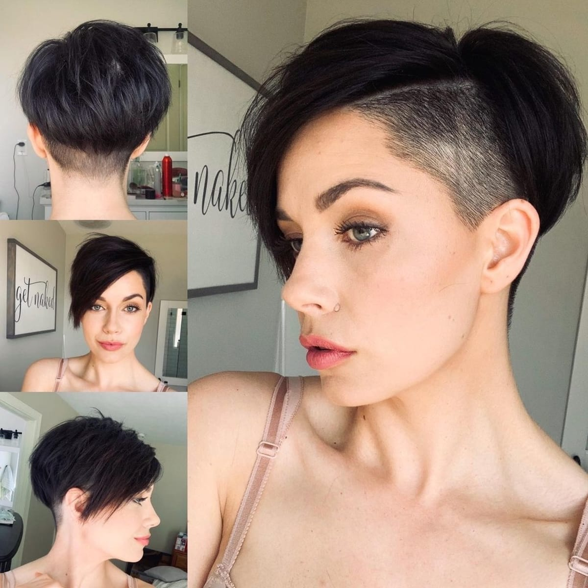 The 15 Best Short Hairstyles for Thick Hair Trending in 15