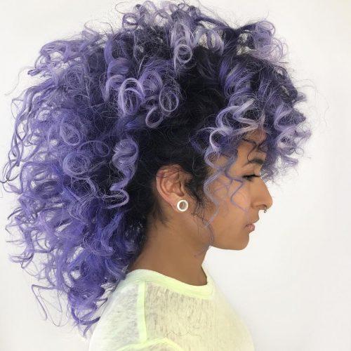 Playful Ringlet Curls