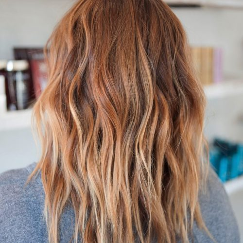 Playful and Unapologetic hairstyle