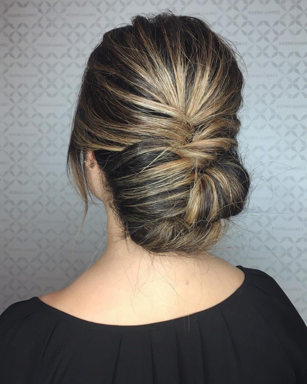 Polished Yet Playful hairstyle