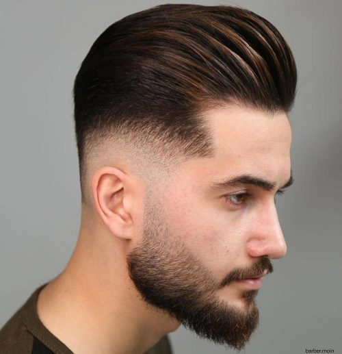 15 Best Pompadour Fade Haircuts For Men In 2021