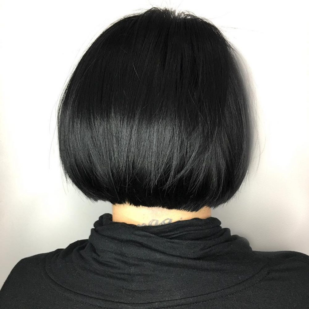 Precise Blunt Bob hairstyle