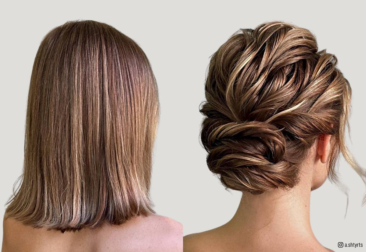Hairstyles Of 2019: 18 Gorgeous Prom Hairstyles For Short Hair For 2019