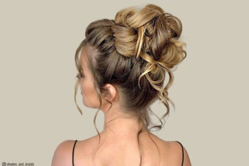 21 Cute Prom Hairstyles For 2019 Updos Braids Half Ups Down Dos