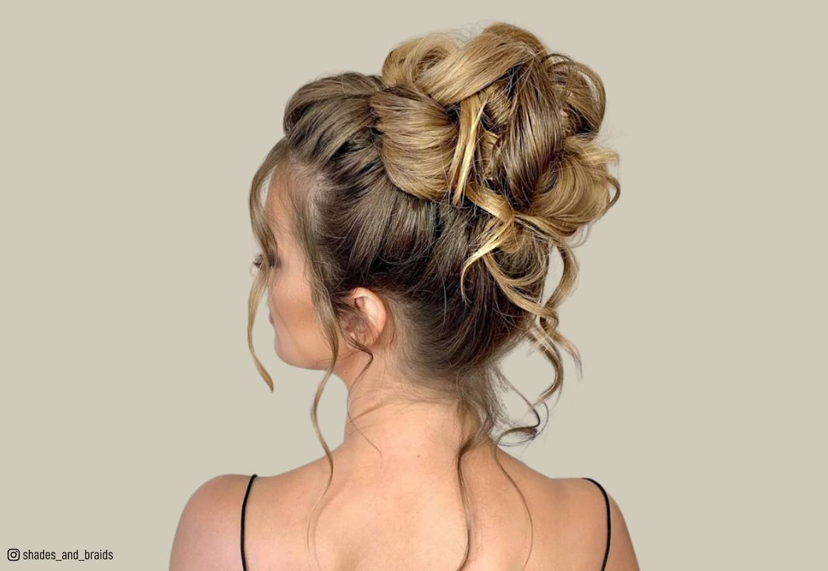 Prom Hairstyles 2019: 37 Inspiring Prom Updos For Long Hair For 2019 #inspo