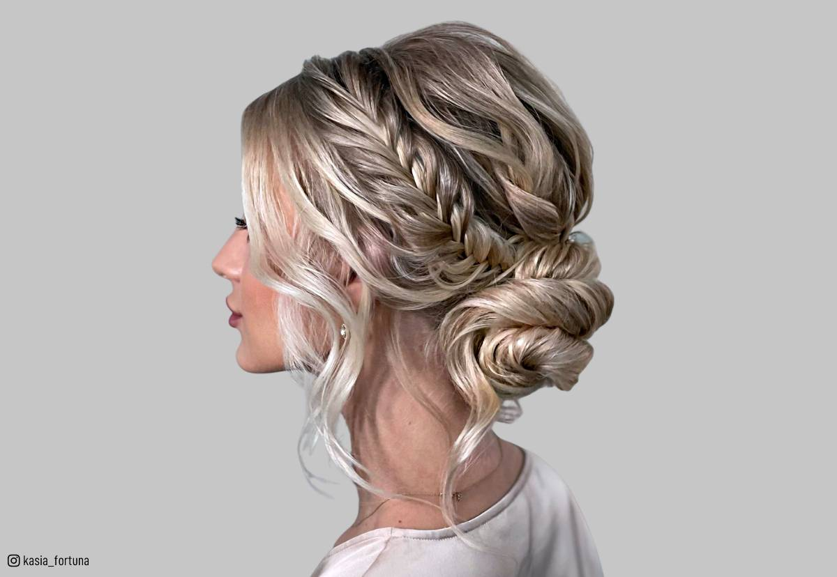 Prom Updos For 2020 Easy Updo Hairstyles