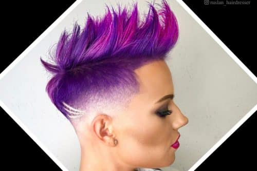 Punk hair ideas
