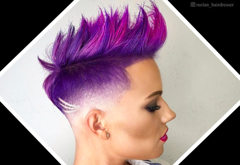 31 Punk Hairstyles Like You've Never Seen Before