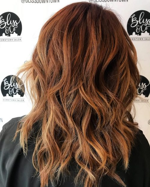 37 Top Blonde Highlights For Brown Dark Blonde Amp Red
