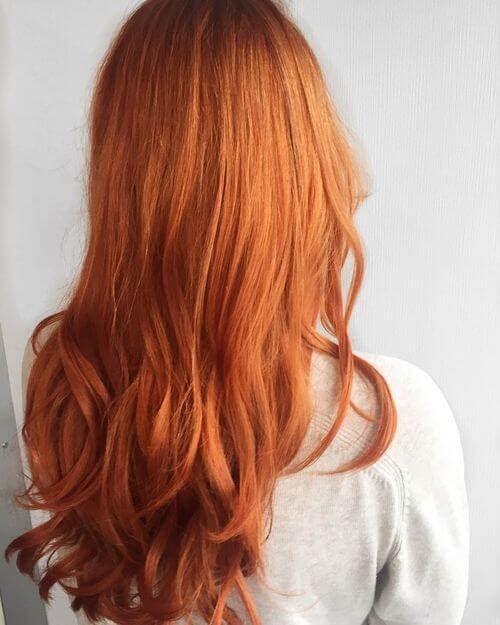 Apricot Hair Color Www Pixshark Com Images Galleries
