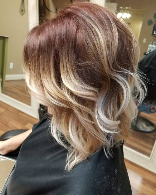 35 Dazzling Short Ombre Hair Color Ideas For 2018