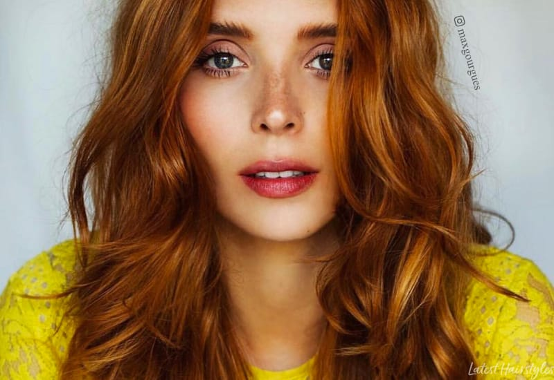 17 Best Reddish Brown Hair Aka Red Brown Hair Color Ideas