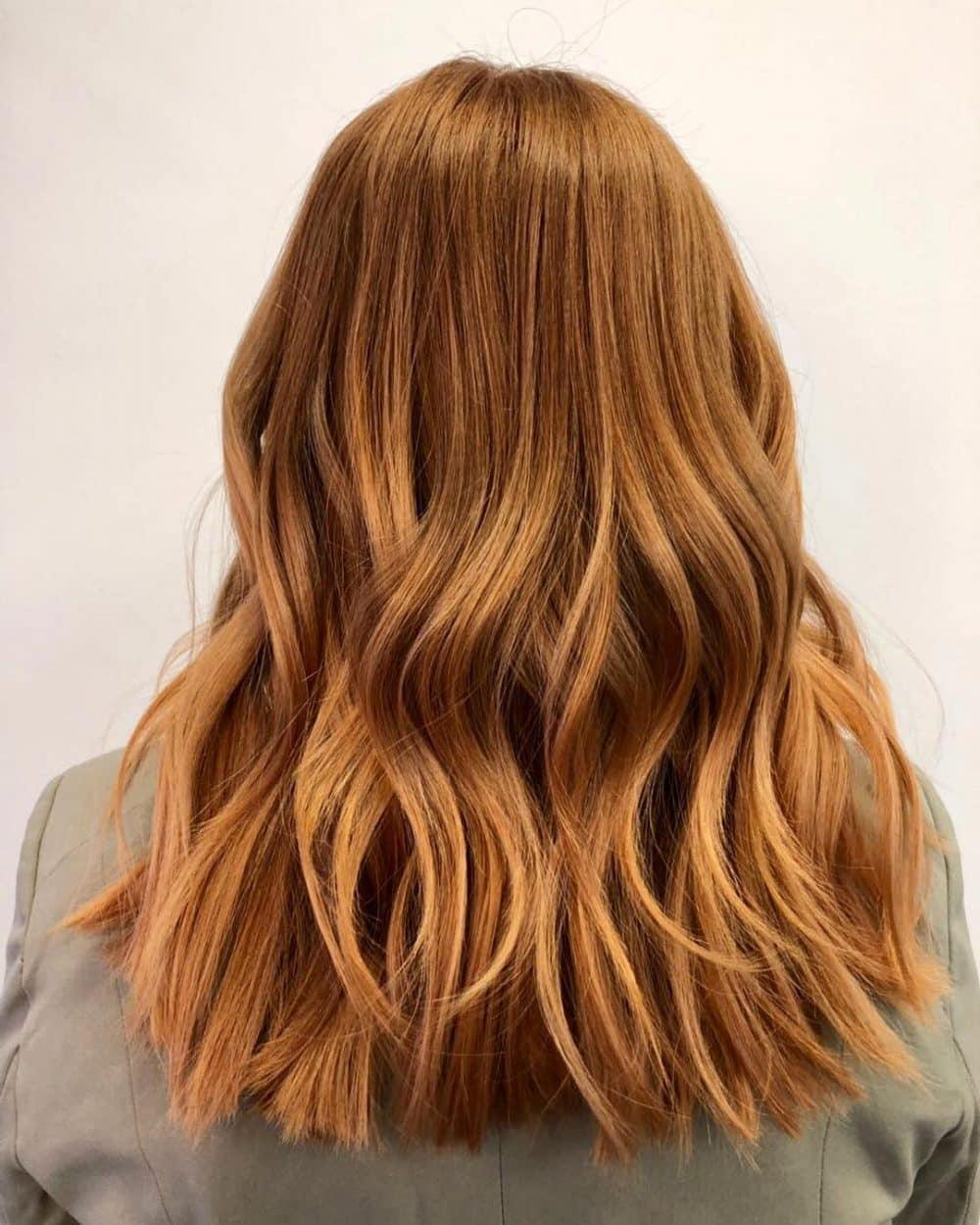 """17 Best Reddish Brown Hair AKA """"Red Brown Hair"""" Color Ideas"""