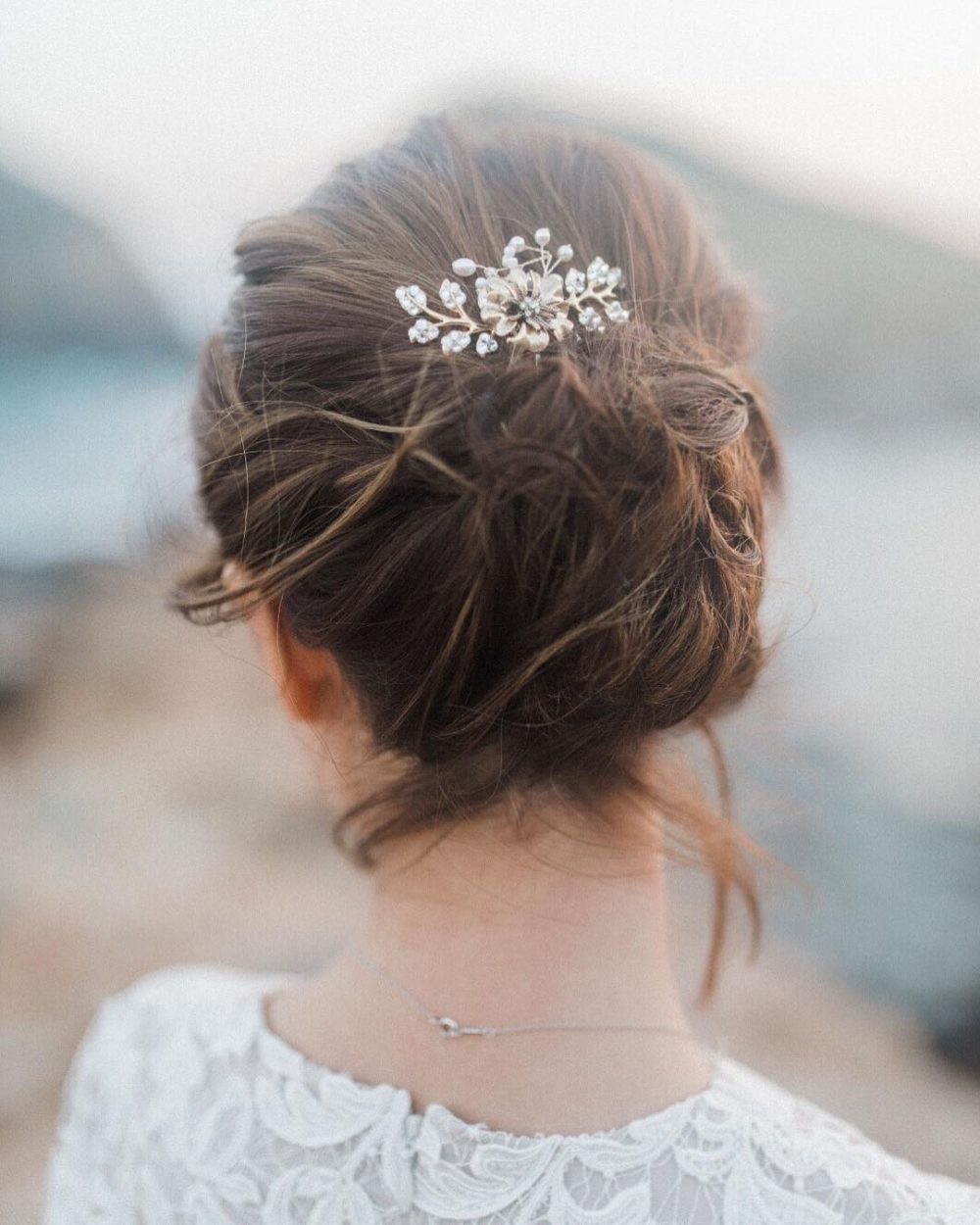 Relaxed Romance hairstyle