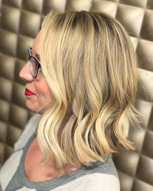 24 top blonde highlights that are trending for 2018 women with short hair and blonde highlights pmusecretfo Image collections