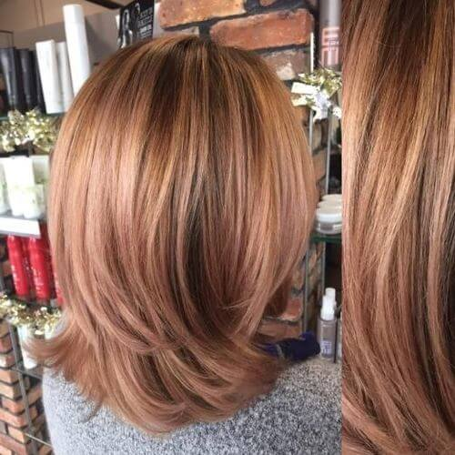 rose-gold-highlights-in-hair