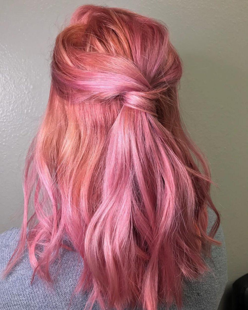 Rosey Long Bob hairstyle