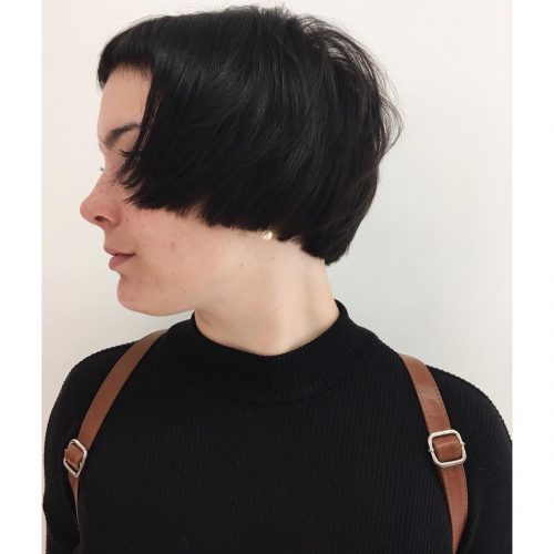 Round Shaped Bob hairstyle