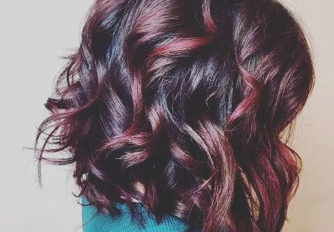 ruby-red-balayage