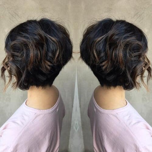 sassy chic short haircut