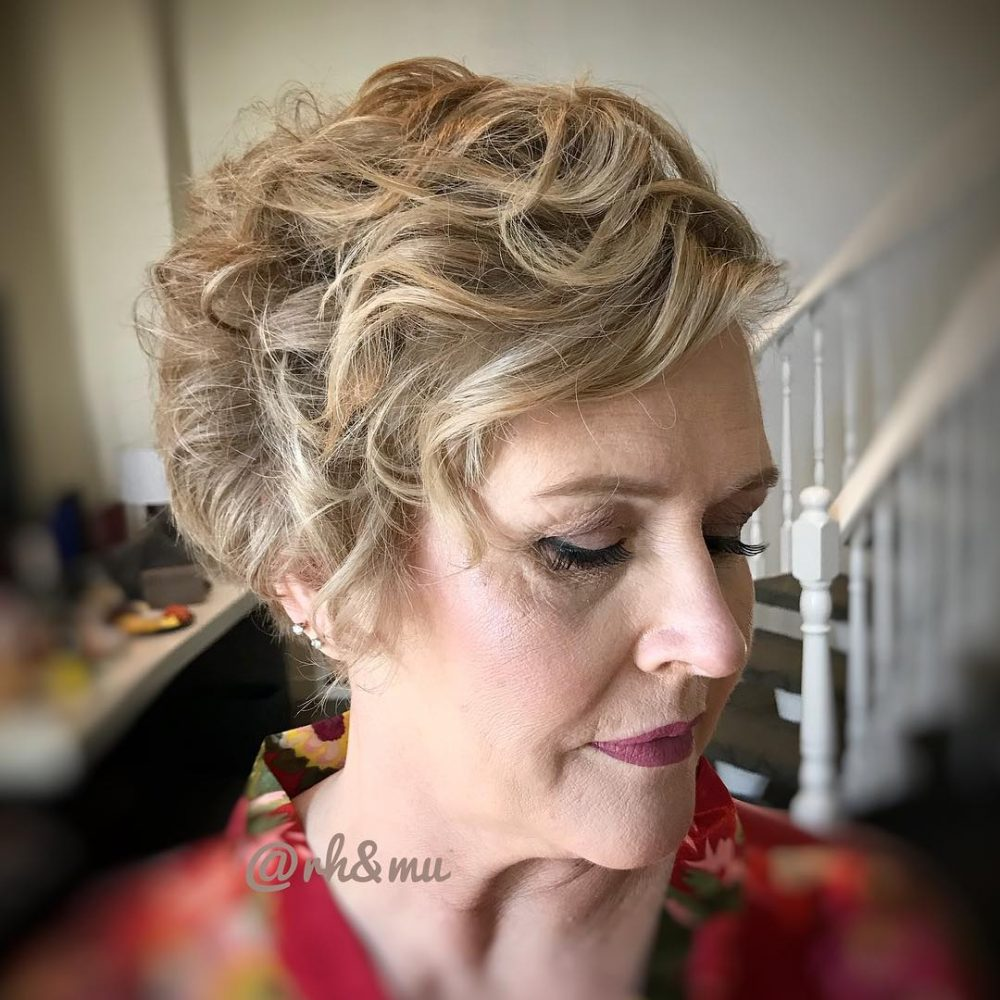 mother of the bride hairstyles: 24 elegant looks for 2019
