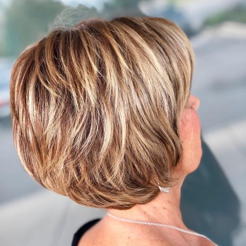 Short Haircuts For Women Over 60