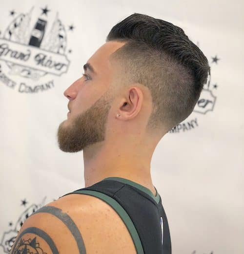 20 Bald Fade Haircuts For Men Trending In 2019