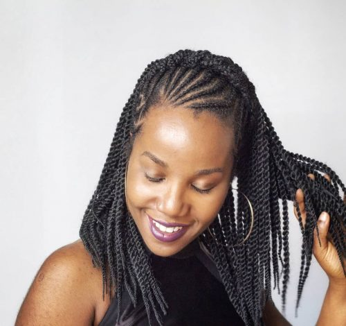 24 Hottest Senegalese Twist Hairstyles For Women In 2020