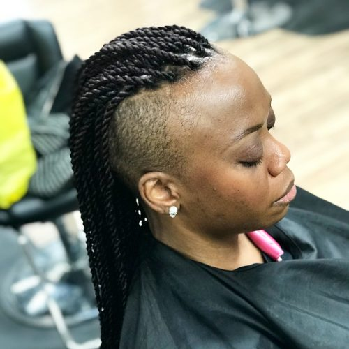 24 Senegalese Twist Styles to Try in 2019