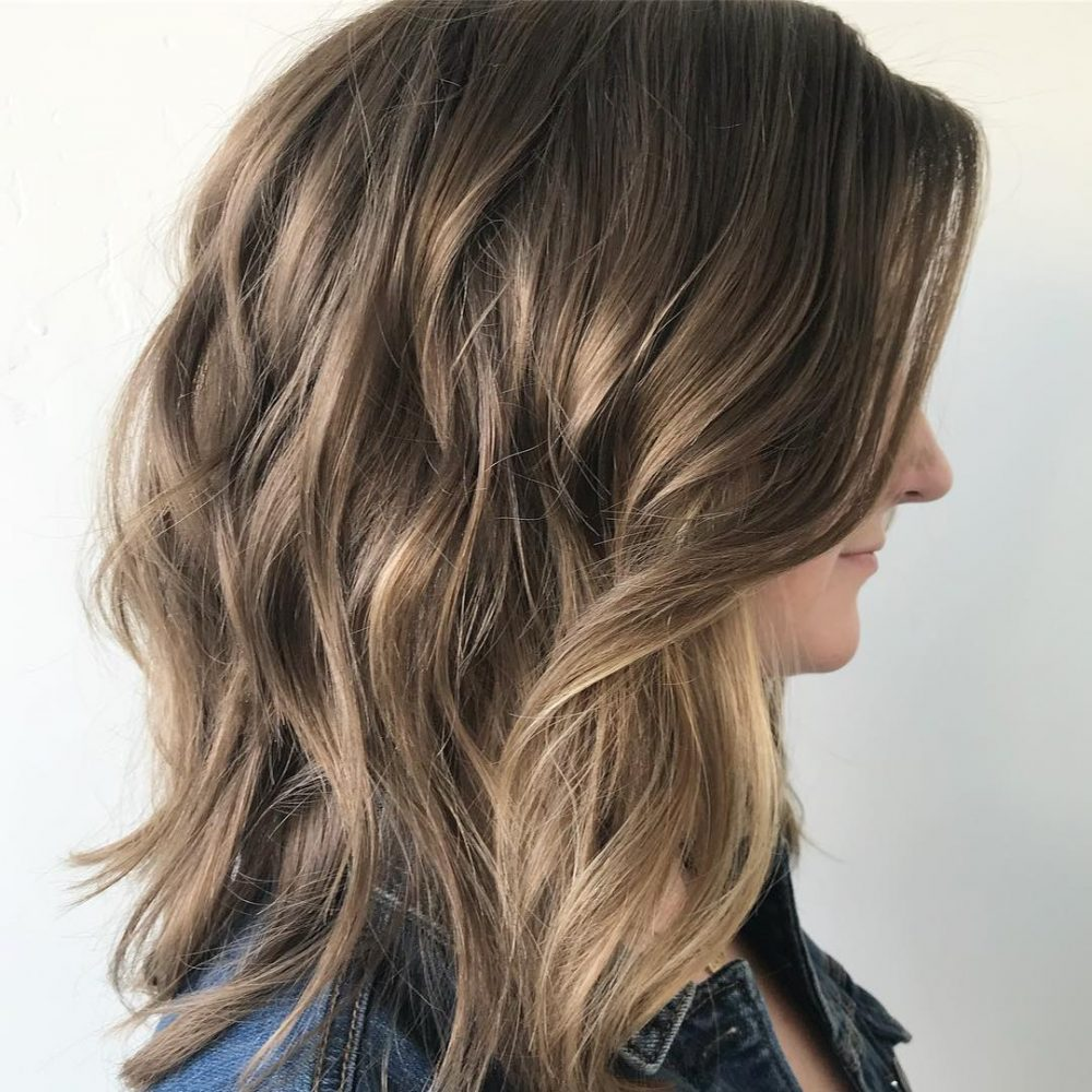 Sexy Shag hairstyle