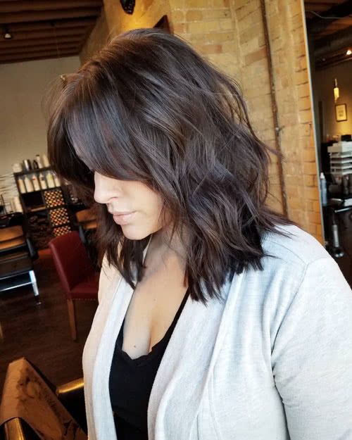 Long Hair With Bangs 37 Best Examples For 2021