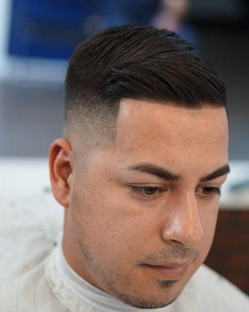 Corte de pelo limpio