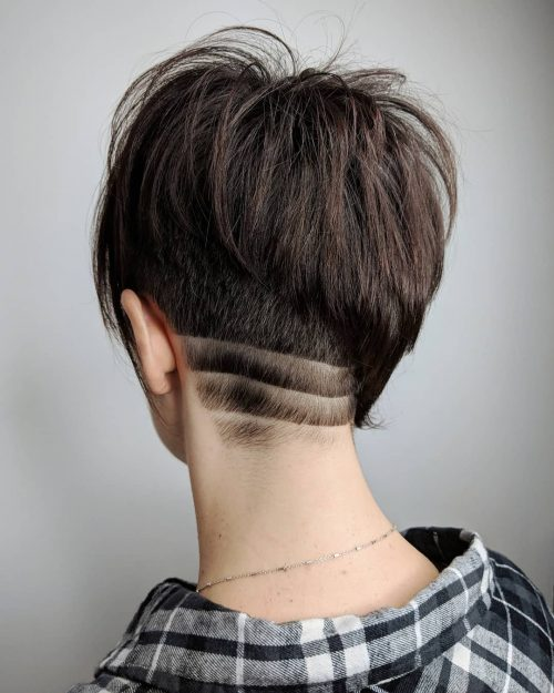 16 Hottest Short Asymmetrical Haircuts Right Now