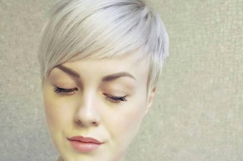 Short blonde hair colors