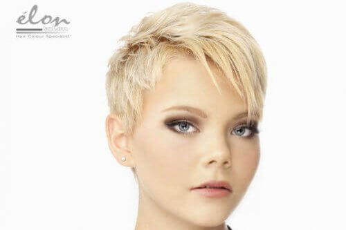 Swell 20 Fun Amp Spunky Short Blonde Hairstyle Ideas Hairstyles For Women Draintrainus