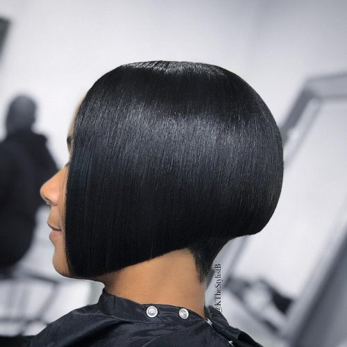 21 Sexiest Bob Haircuts For Black Women In 2020