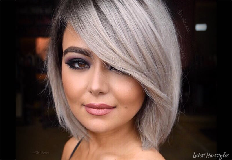 17 Hottest Short Bob With Bangs You Ll See In 2020