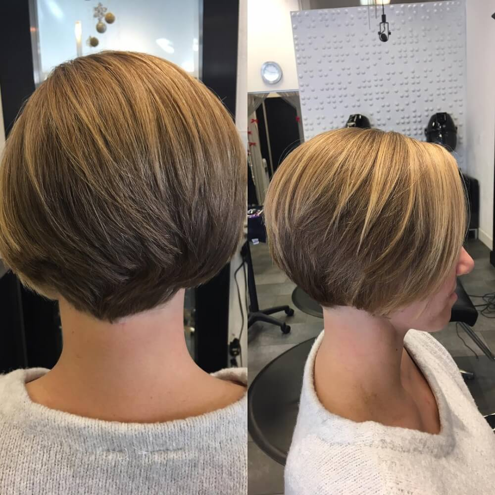 Timeless Bob hairstyle