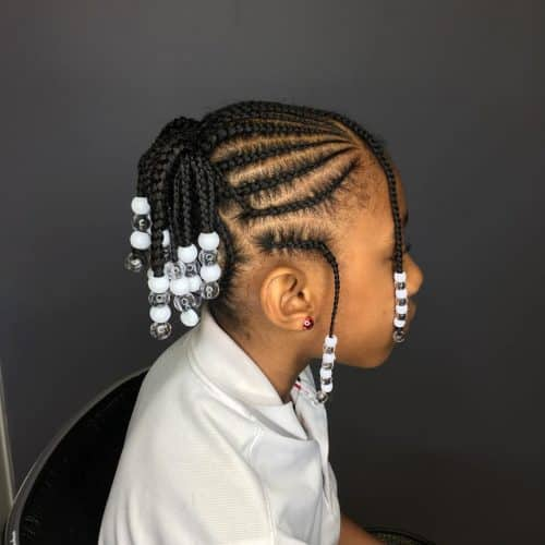 Awe Inspiring 18 Cutest Braid Hairstyles For Kids Right Now Natural Hairstyles Runnerswayorg