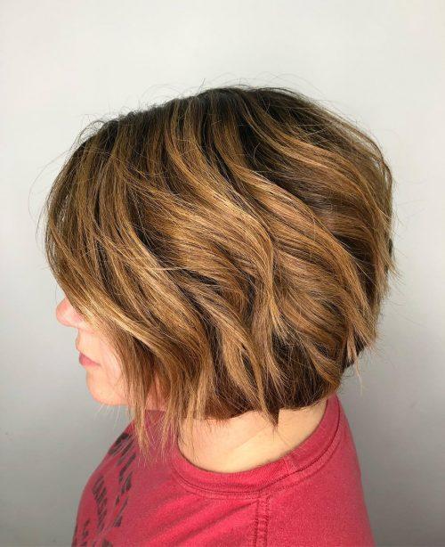 19 Trendsetting Short Brown Hair Colors For 2019