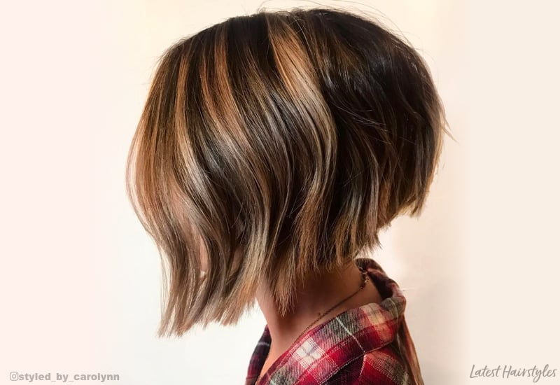 19 Hottest Ways To Have Short Brown Hair In 2020