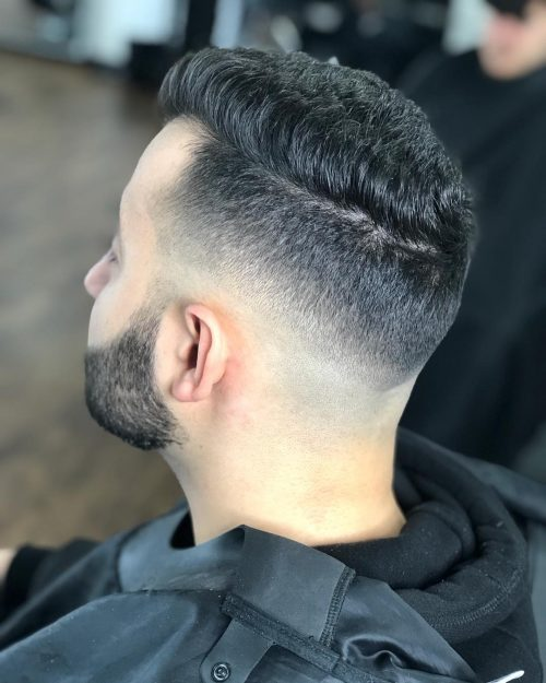 13 Cleanest High Taper Fade Haircuts For Men In 2021