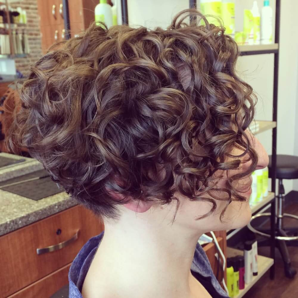 bob haircuts for curly hair permed bob hairstyles fade haircut 2992
