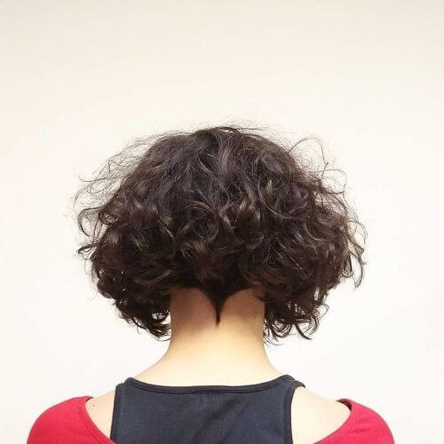 33 Perfectly Short Curly Hairstyles Trending In 2018