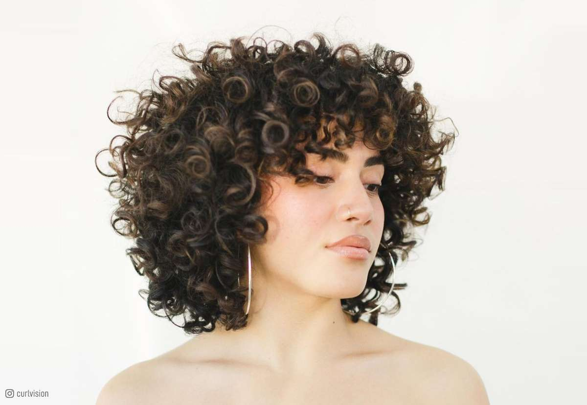 33 Best Hairstyles For Short Curly Hair Trending In 2019