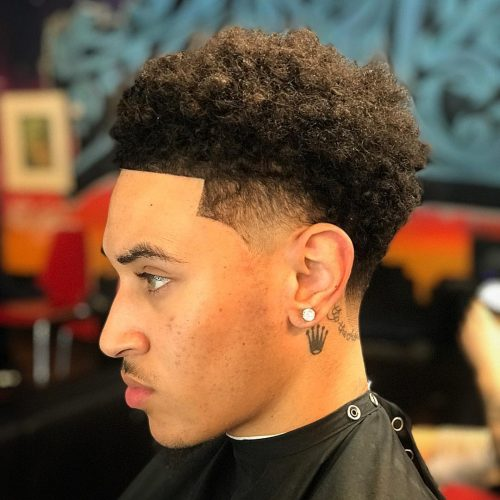 24 Freshest Haircuts For Black Men In 2019