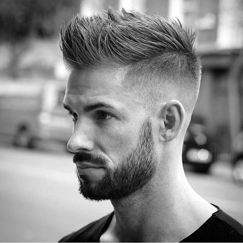 Top 35 Popular Men S Haircuts Hairstyles For Men 2019: 41 Fresh Disconnected Undercut Haircuts For Men In 2019