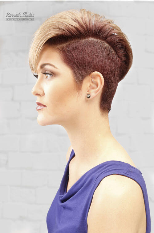 35 go to short hairstyles for fine hair 2017 trends short fine shaved 2 urmus Gallery
